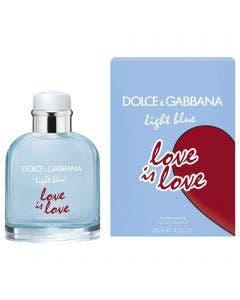 Light Blue Love Is Love Pour Homme 100ml