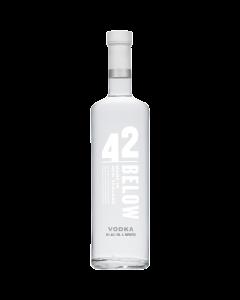 42 Below Pure Vodka 1L 40%