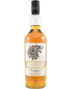 Dalwhinnie Winter's Frost Game Of Thrones House Of Stark Single Malt Whisky 700mL 43%