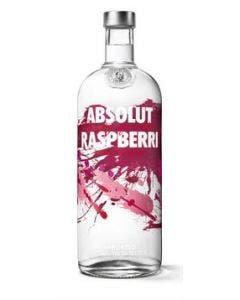 Absolut Vodka Sweden Raspberri 1L 40%