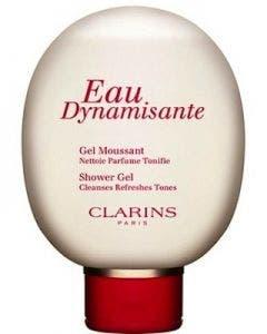 Clarins eau dynamisante gel douche 150ml