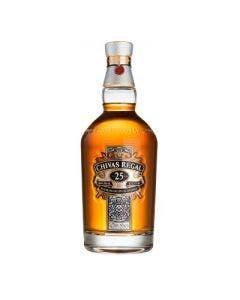 Chivas Regal 25 YO Scotch Whisky 70cl 40%