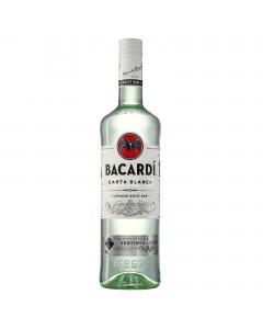Bacardi Carta Blanca 1L 37.5%
