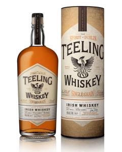 Teeling Single Grain Irish Whiskey 1L 46%
